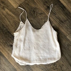 American Eagle Outfitters Tops - American Eagle Crochet Tank. Size XS.